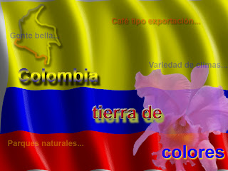 Colombia tierra bella