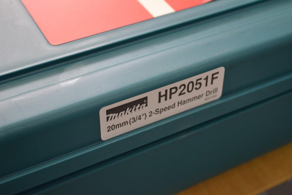 Taladro Makita HP2051F