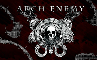 #4 Arch Enemy Wallpaper