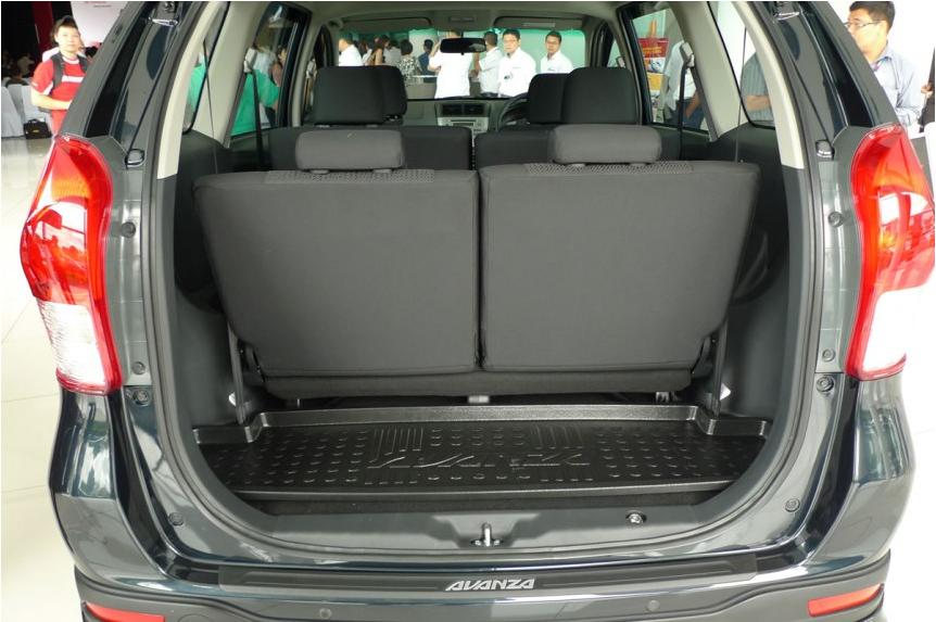 Gambar Toyota MPV Avanza Baru 9