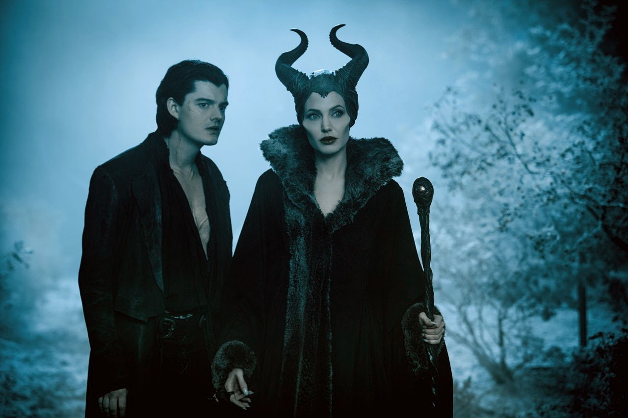 maleficent-sam riley-angelina jolie
