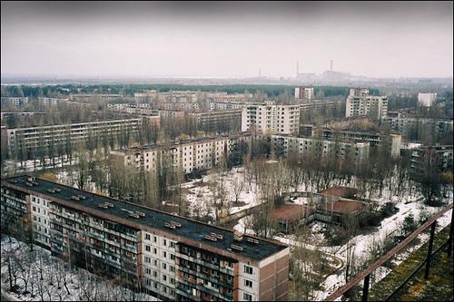 Kota Mati Paling Mengerikan di Dunia