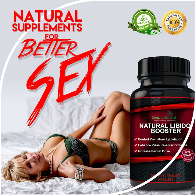 Herbal supplements female sex drive