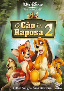 O Cão E A Raposa 2   Dublado