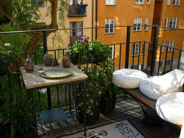 Balcony gardens ideas | Small but Ingenious