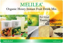 MELILEA Juice Apple 400 gram
