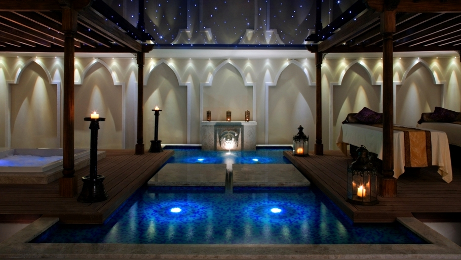 Loveisspeed the luxurious talise ottoman spa in for Best hotels in dubai for couples