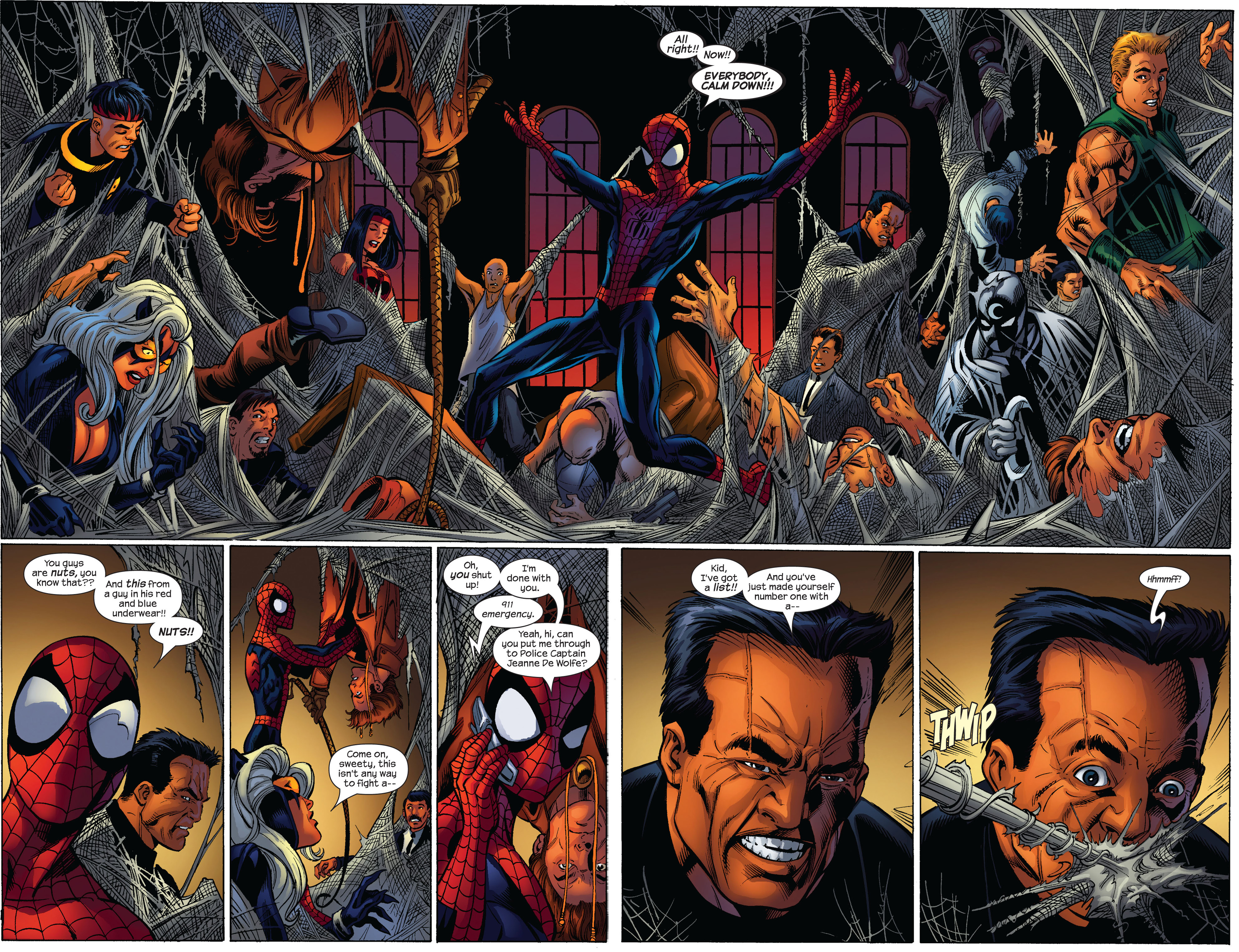 Ultimate Spider-Man (2000) Issue #84 #88 - English 8