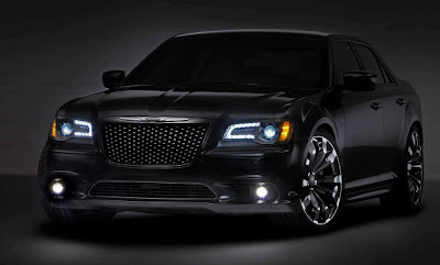 crysler - luxury sport cars