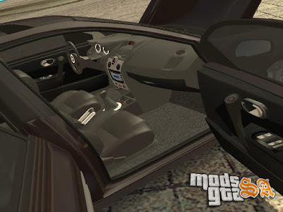 Renault Megane Grand Tour para GTA San Andreas