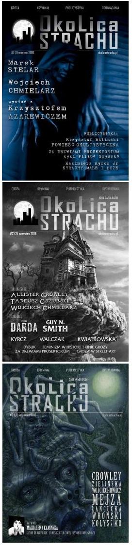 OkoLica Strachu