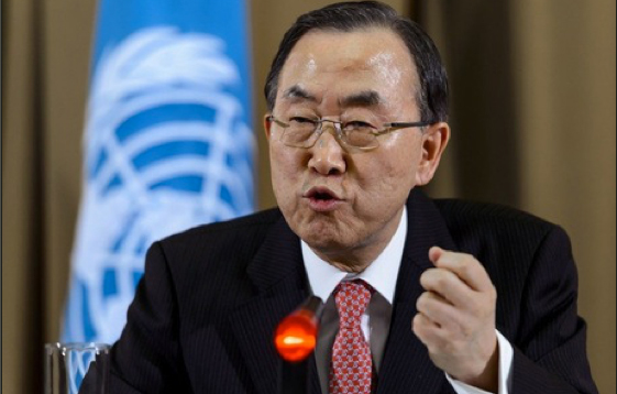 Sekjen PBB Imbau Negara Kirimkan Rencana Aksi Iklim