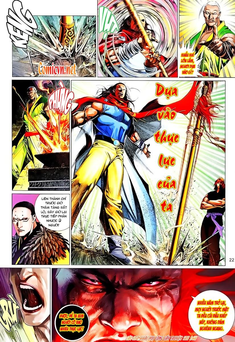 Phong Vân chap 642 Trang 22 - Mangak.info