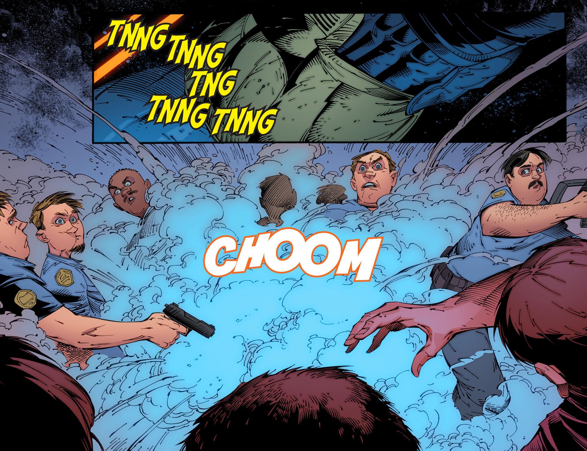 Batman: Arkham Knight [I] Issue #15 #17 - English 4
