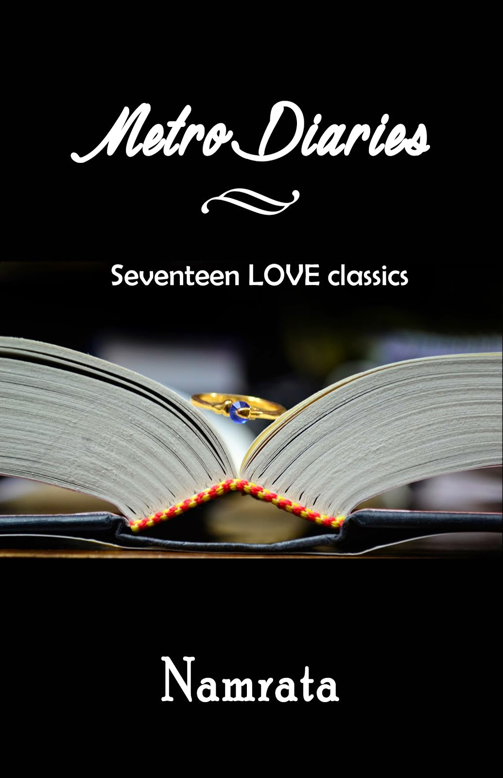 Buy my first book-Metro Diaries: Seventeen LOVE classics from Amazon