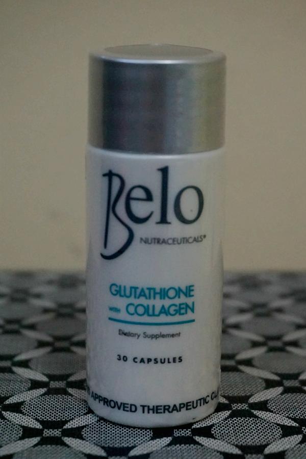 Belo Nutraceuticals Glutathione with Collagen