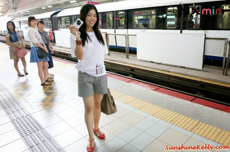 Samsung NX Mini Smart Camera, Photo Marathon Challenge, kl sentral, kl sentral lrt station