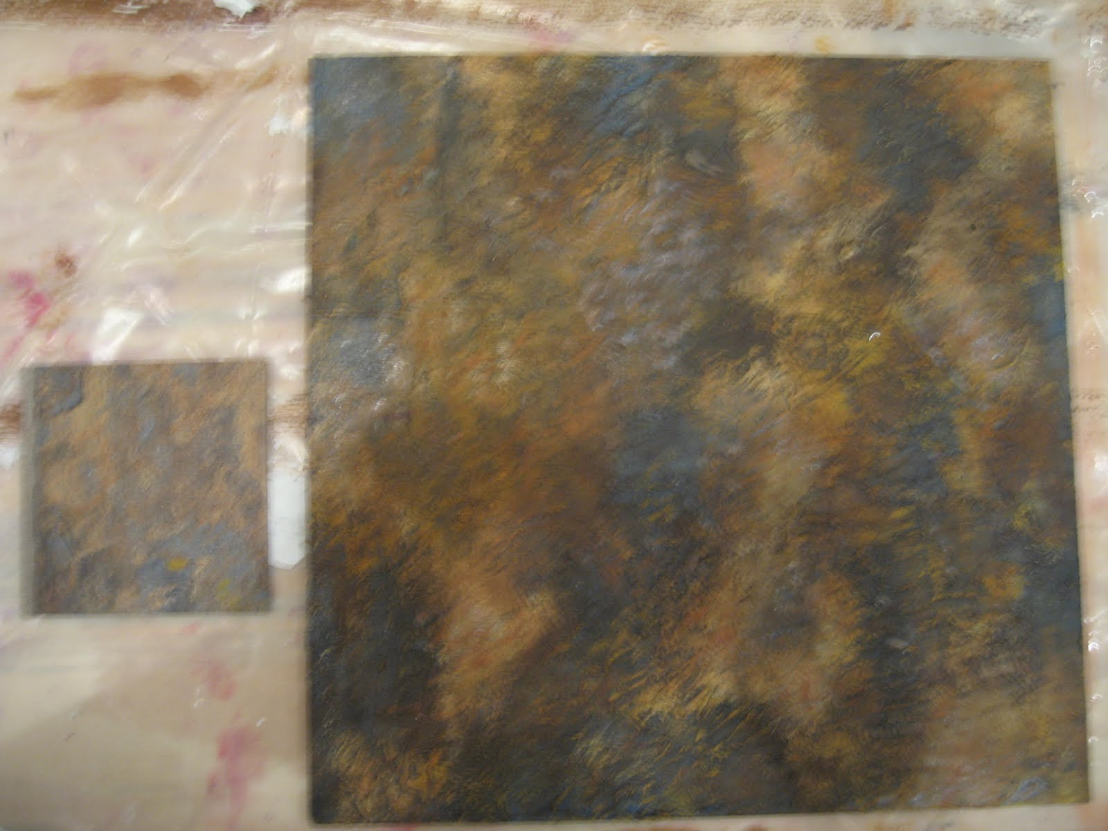 faux painting samples