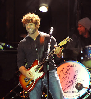 Billy Currington at The Big E