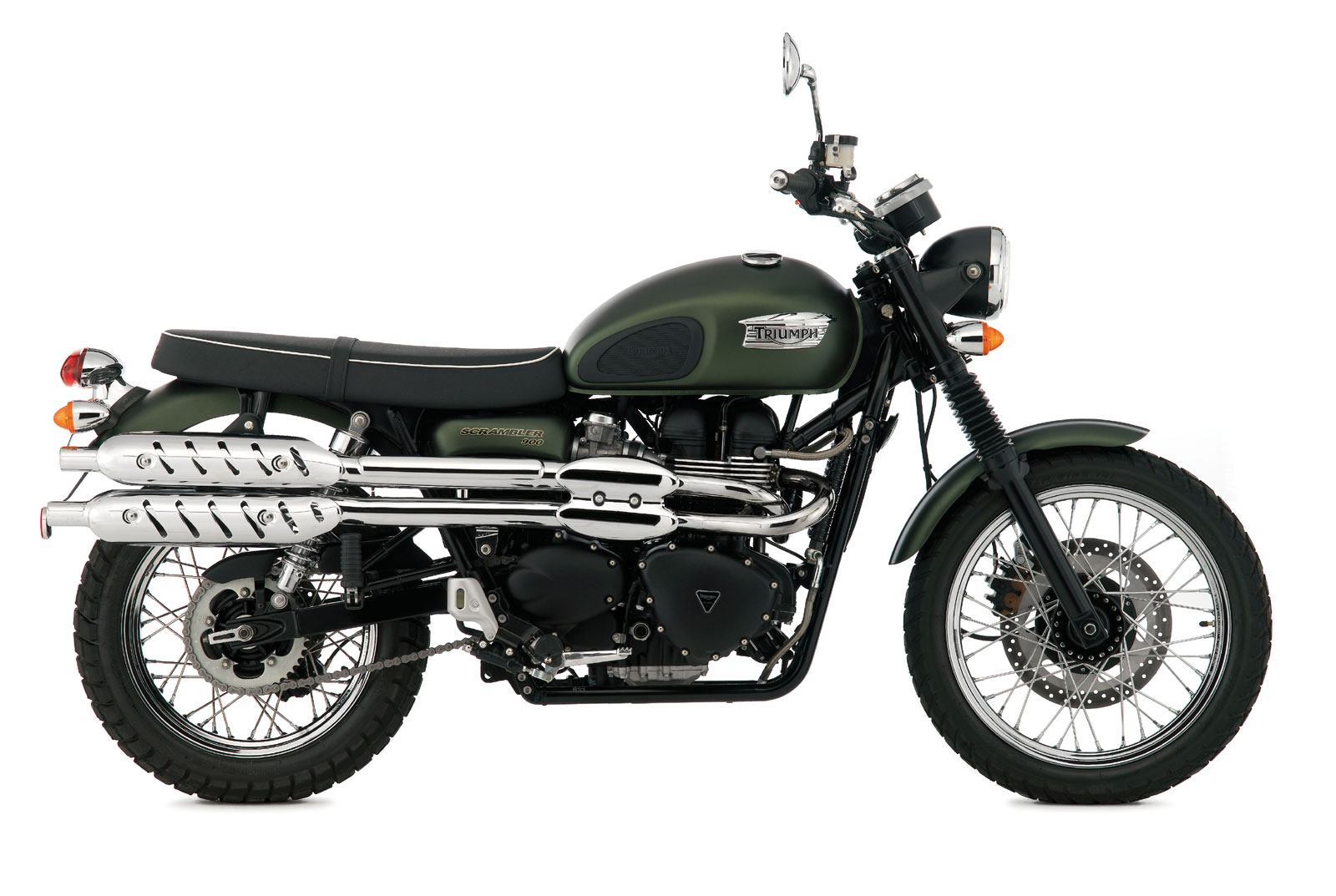 Top Amazing Sports Bike Triumph Scrambler