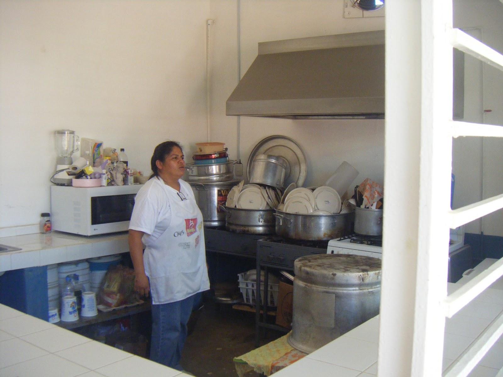 Cocina Escolar Esc Prim Francisco Gonz Lez Bocanegra