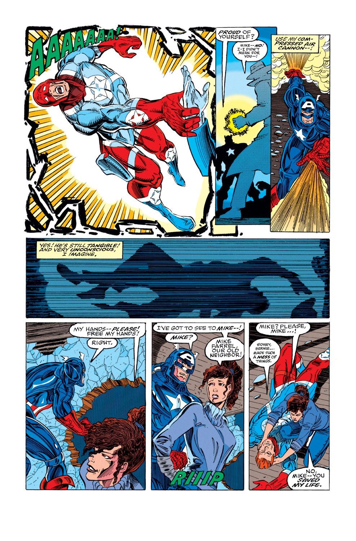 Captain America (1968) Issue #439 #389 - English 21
