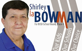 LA BOWMAN FOR BISD BOARD