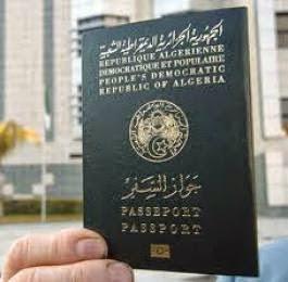 تزوير أول جواز بيومتري بمدينة مغنية