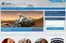 La NASA presenta un portal educativo: NASA Wavelenght