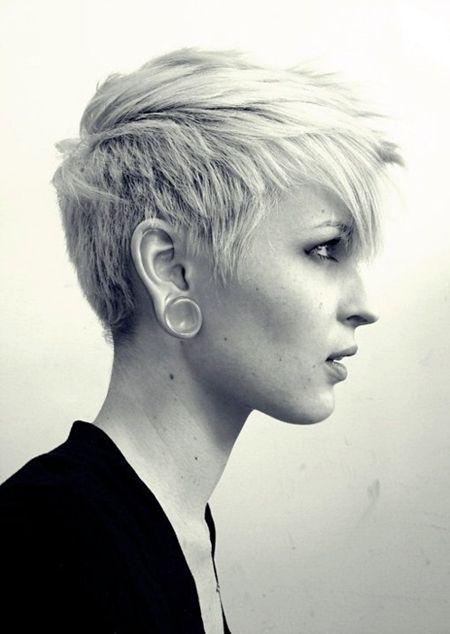 FUNKY Short Haircuts!