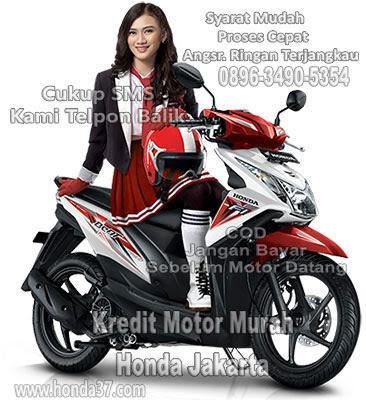 FIF Finance Honda Matic, Tabel Daftar Harga Cicilan-Angsuran