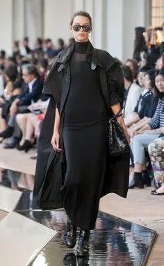 Неделя моды в Милане: показ Trussardi