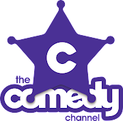 Logo is for a Comedy channel; Channel runs 24 hours; Targets all age groups .