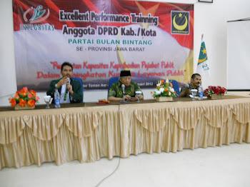 Rakorwil PBB di kab Bogor