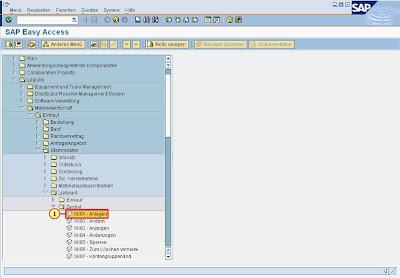 Lieferantenstammsatz Anlegen [XK01] im SAP
