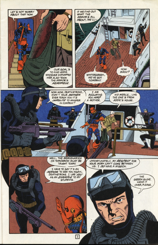 Deathstroke (1991) Issue #31 #36 - English 4