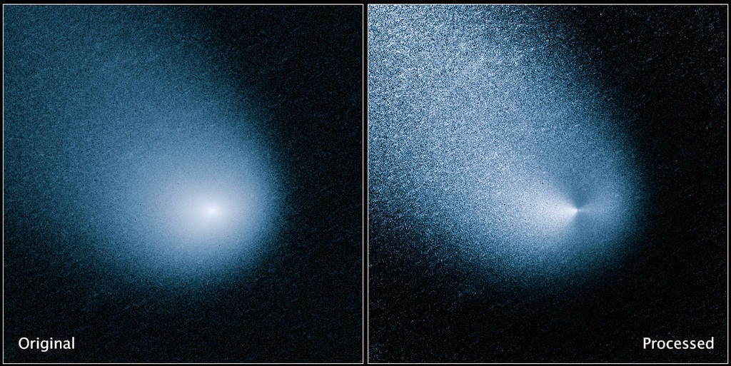 Comet Siding Spring NASA animatedilmreviews.filminspector.com