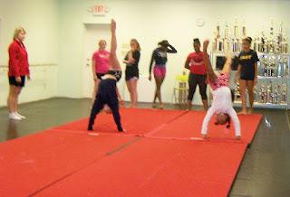 gymnastics myers park charlotte nc