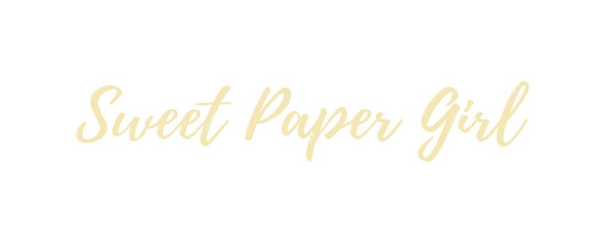Sweet Paper Girl
