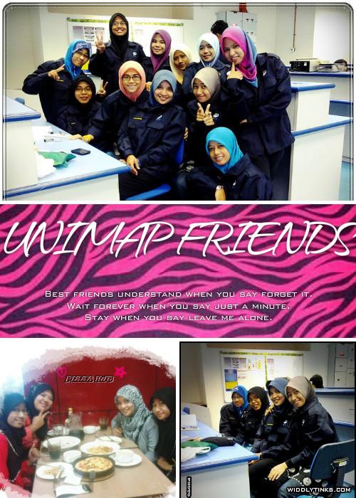 UNIMAP FRIENDS
