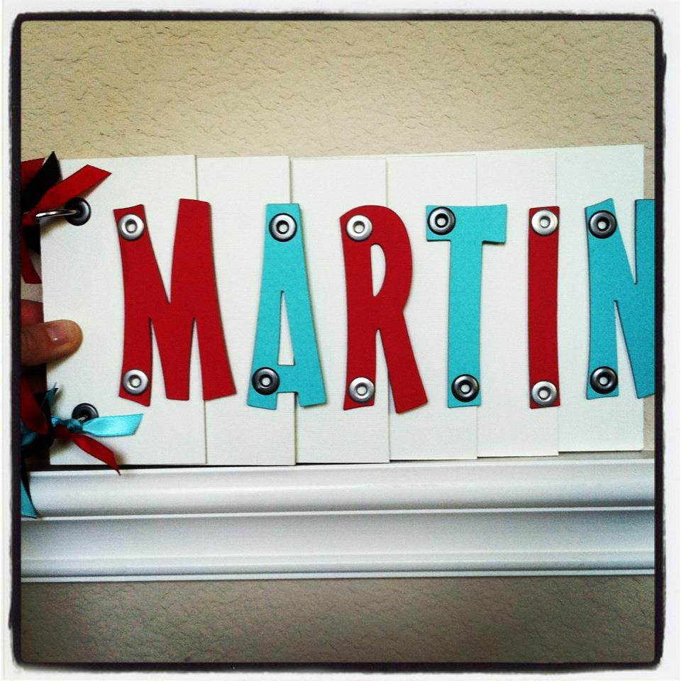 OSHEA DESIGNS - Customized Paper Goodies: Turquoise & Red Wedding Suite