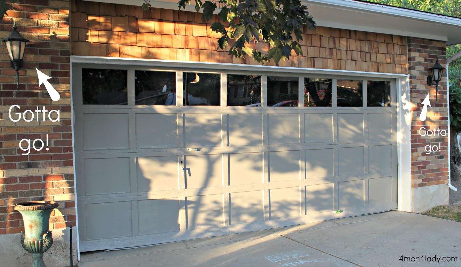 exterior lighting options