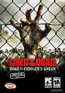 Land of the Dead Road to Fiddler's Green Pc