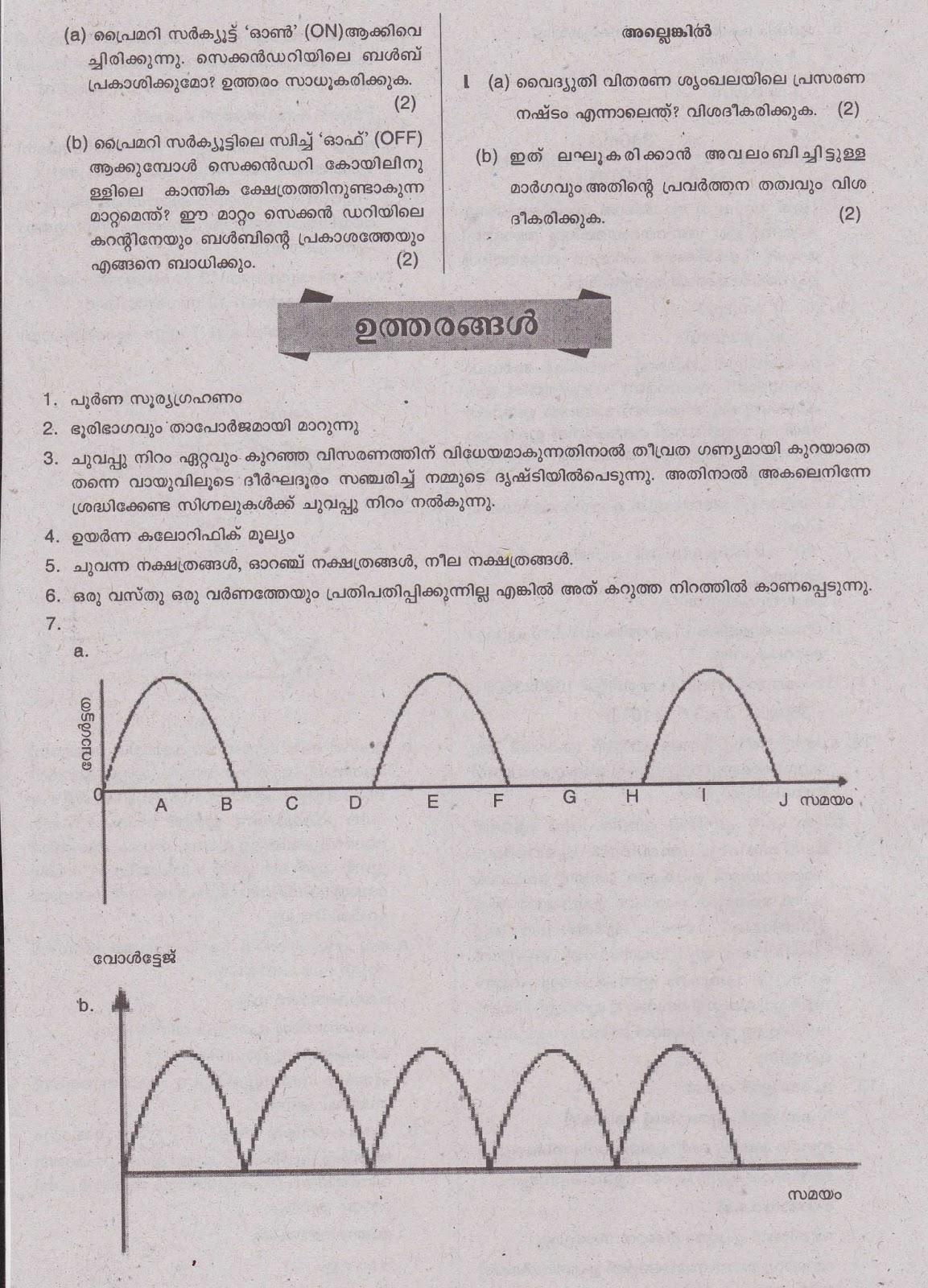 scert model question papers second term Hindi model question papers and answers - standard 10 (3 sets) scert question bank 2nd term std 8, 9, 10 2nd term exam questions from 14 districts.
