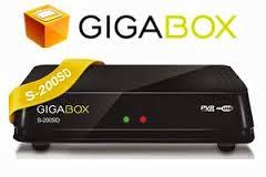 gigabox - ATUALIZAÇÃO GIGABOX S-200SD (V.2.42) Download
