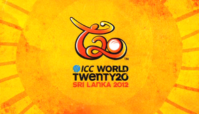 T20 world cup 2012 Logo