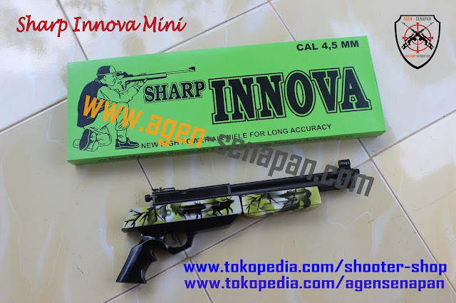 jual sharp mini junior, www.agen-senapan.com