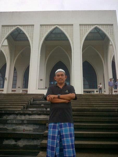 Masjid Jami Shongkla Thailand