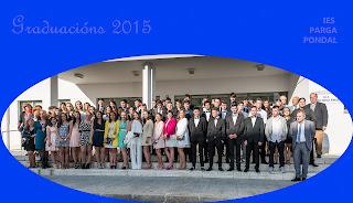Galería fotos graduación 2015