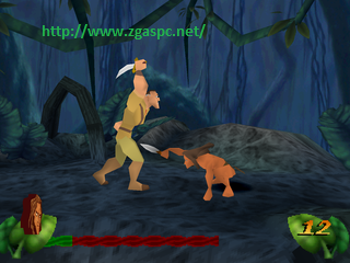 Download Game Tarzan ps1 for pc full version  ZGASPC